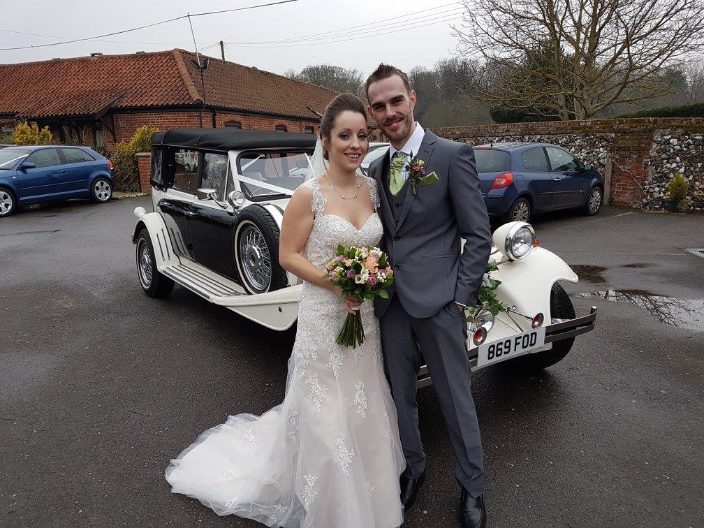 Beauford Wedding at Elm Farm