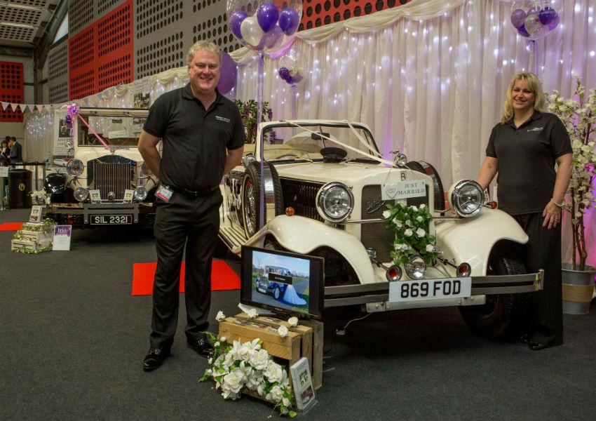 Wedding show Norfolk show ground