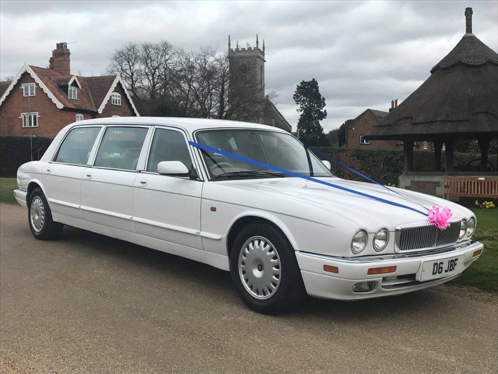 Daimler Limousine Hire Norfolk