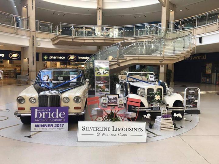 Daimler & Beauford Wedding Cars www.silverlinelimousines.com