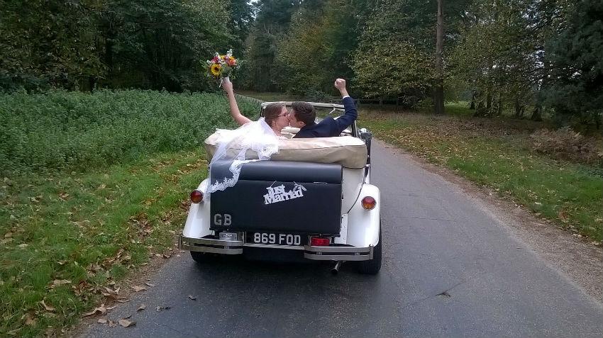 Beauford Ipswich wedding
