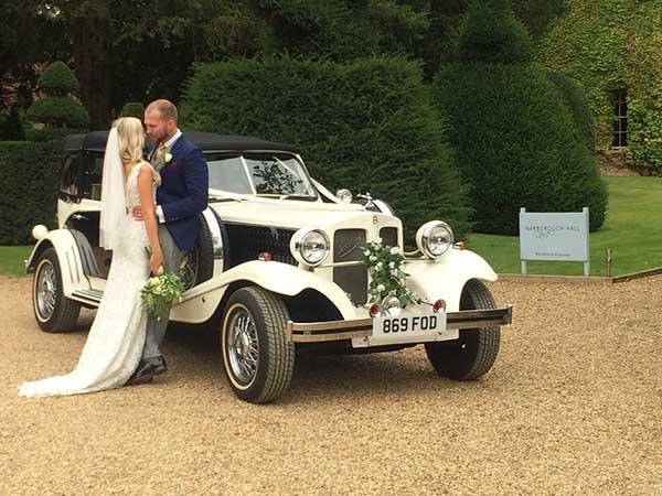 Norfolk Wedding Car Hire
