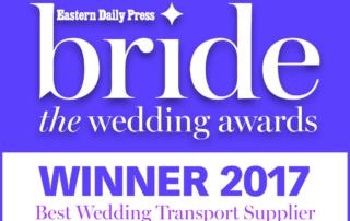 EDP Wedding Transport Winner 2017