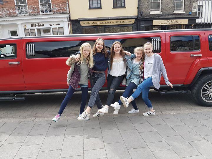 Hummer Limousine Hire Norwich