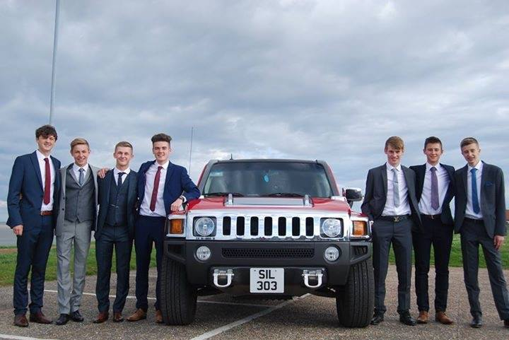 Hummer hire for proms