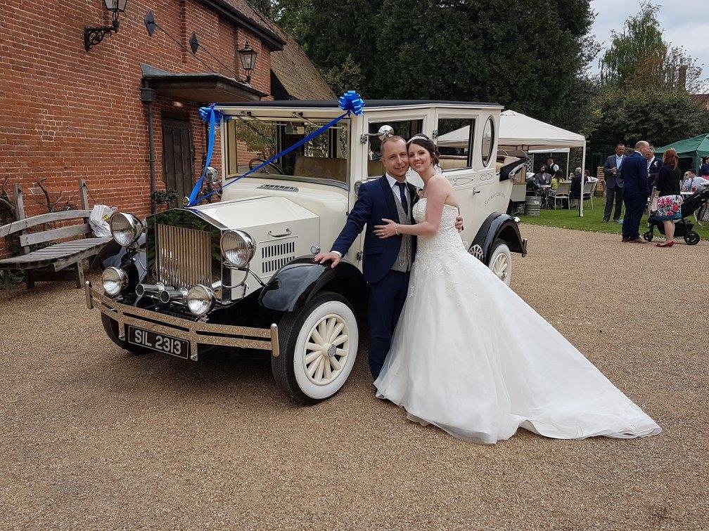 Imperial Wedding Car Hire Norwich
