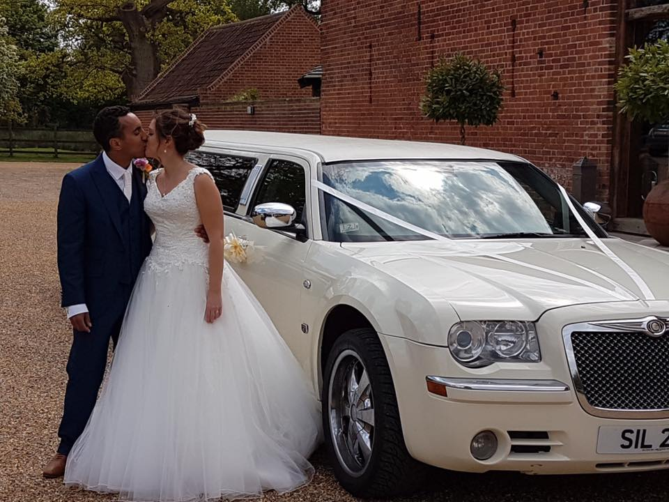 Wedding Car Hire Norfolk - Silverline Limousines