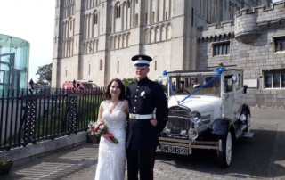 Imperial Wedding at Norwich Castle