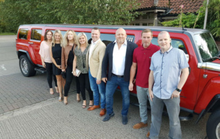 Hummer Limousine Birthday Party