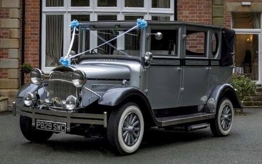 New Imperial Wedding Car