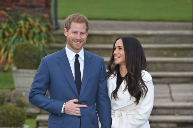 Announcement-Of-Prince-Harrys-Engagement-To-Meghan-Markle[