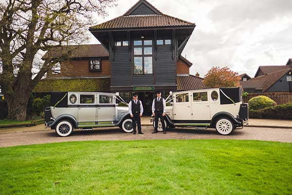 wedding car hire norfolk