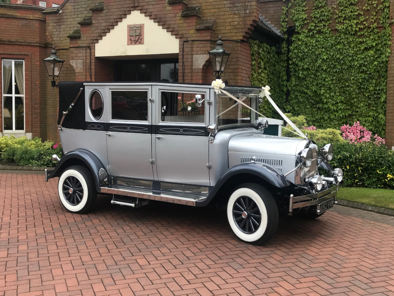 Imperial Wedding Car Hire Norwich, Norfolk