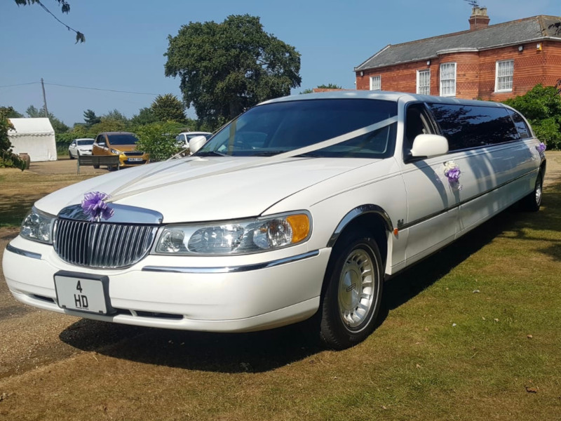 Lincoln Limousine Hire Norwich