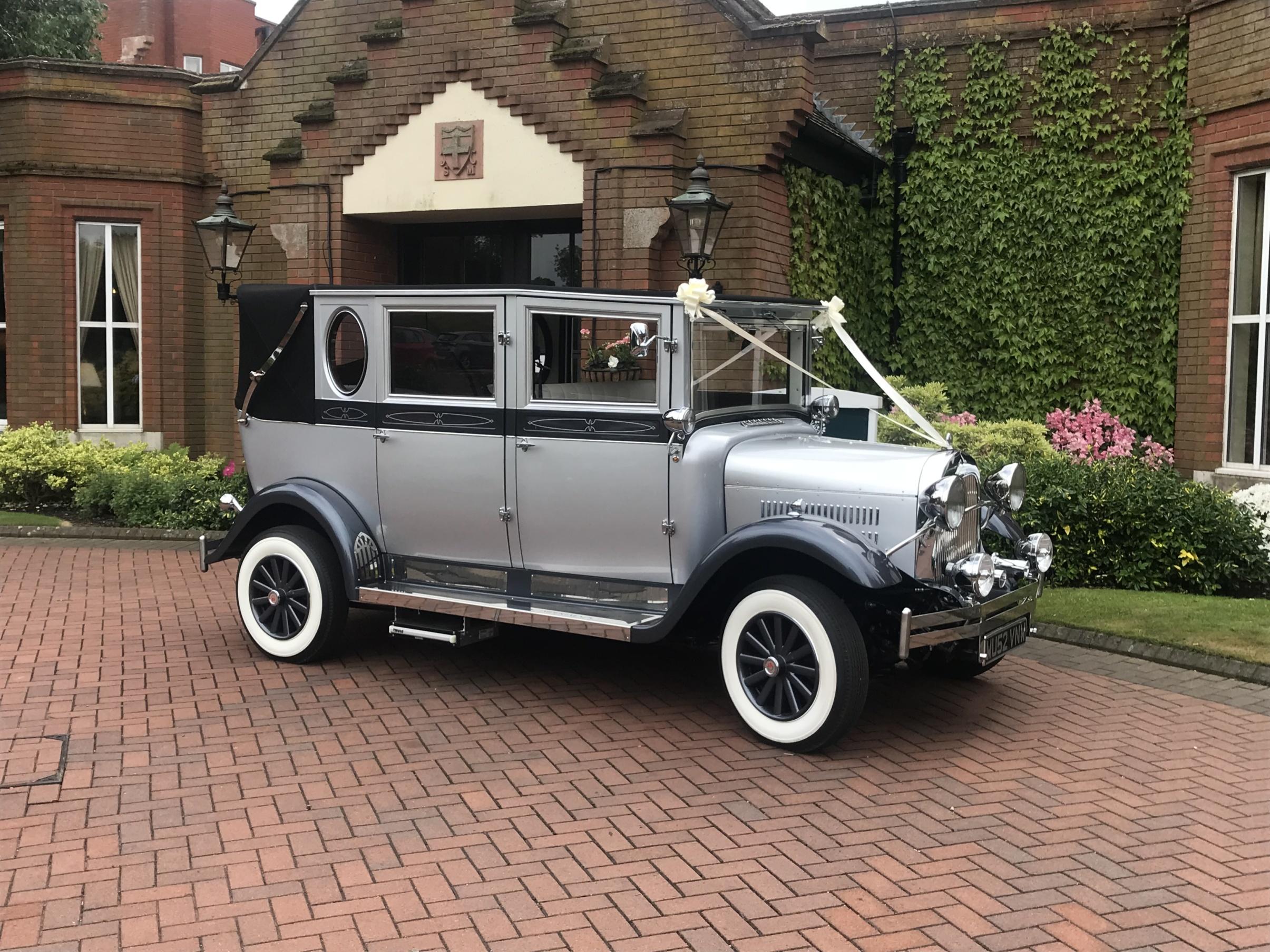 Imperial Wedding Car Hire Norwich, Norfolk