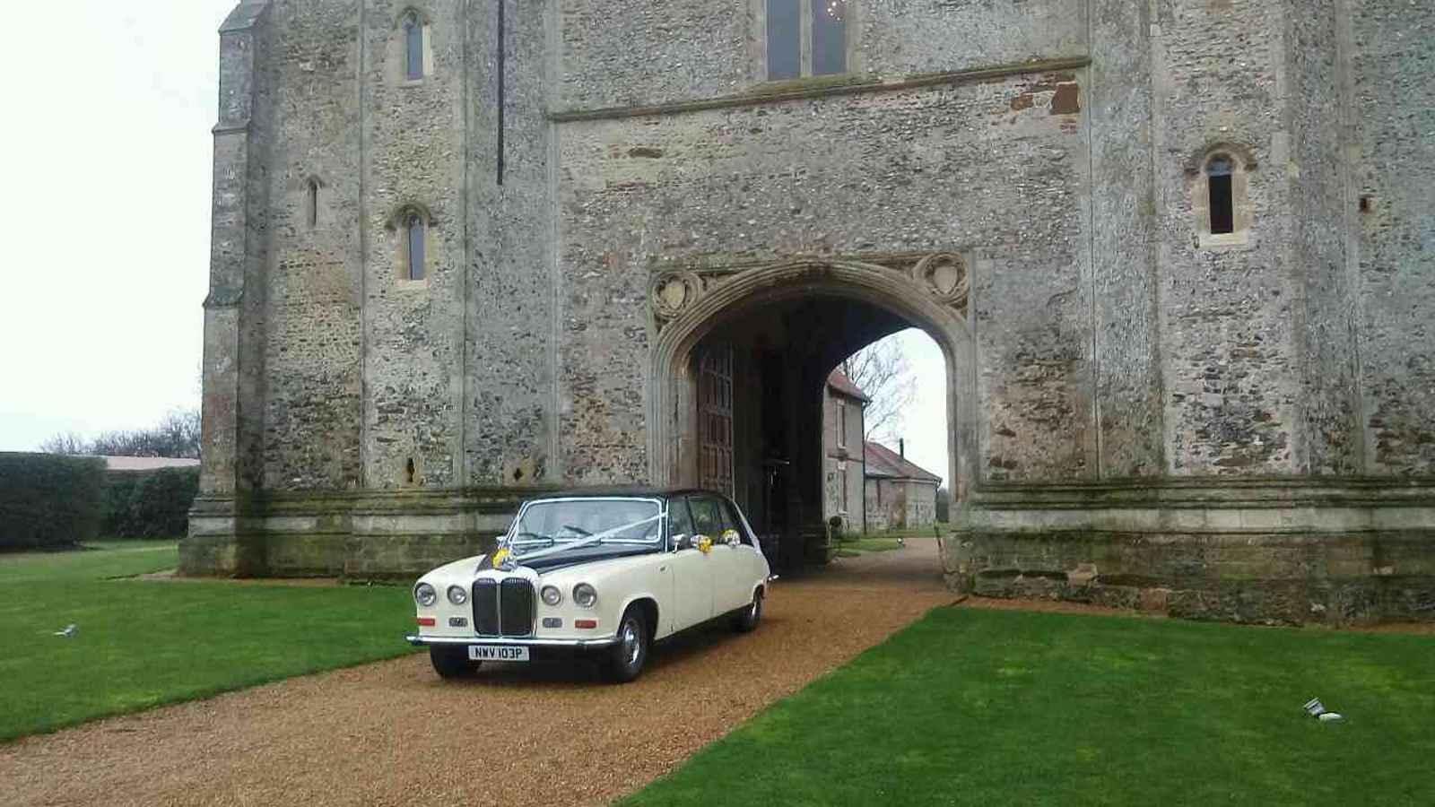 Daimler Hire Norwich, Norfolk
