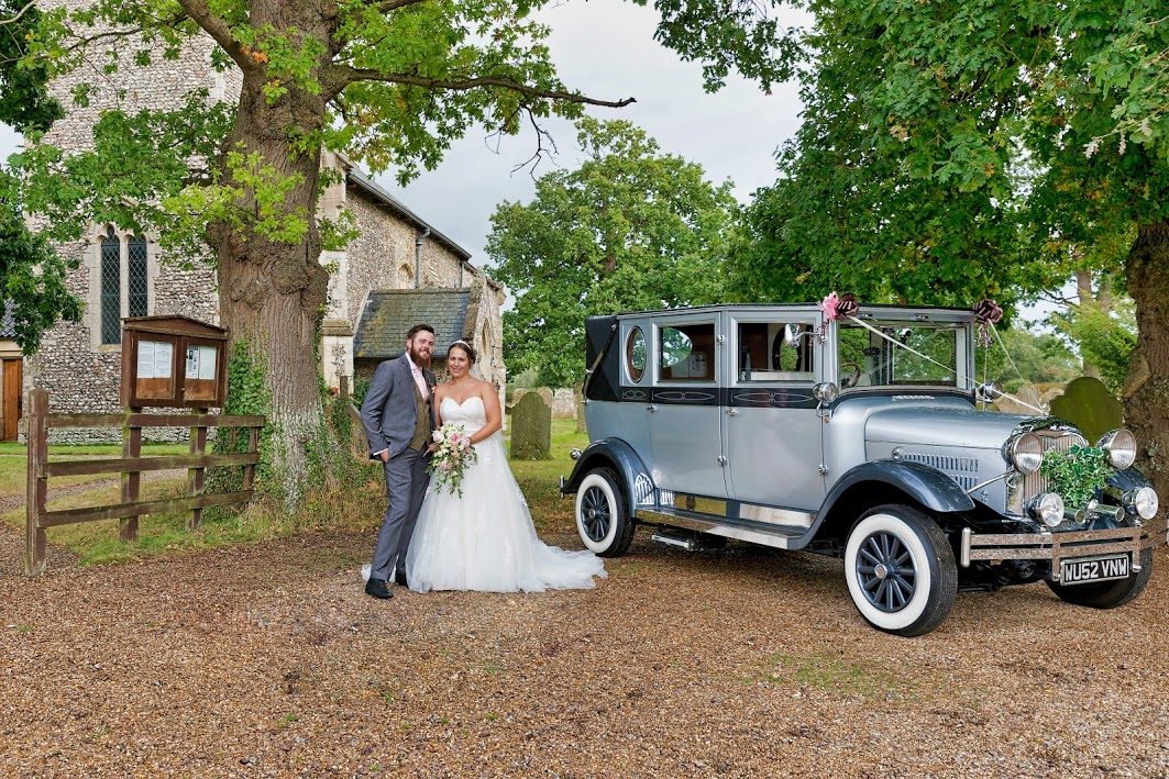 Wedding Car Hire Norwich Norfolk