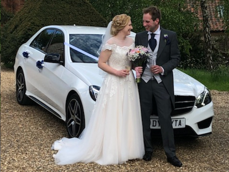 Mercedes & Chrysler Saloons