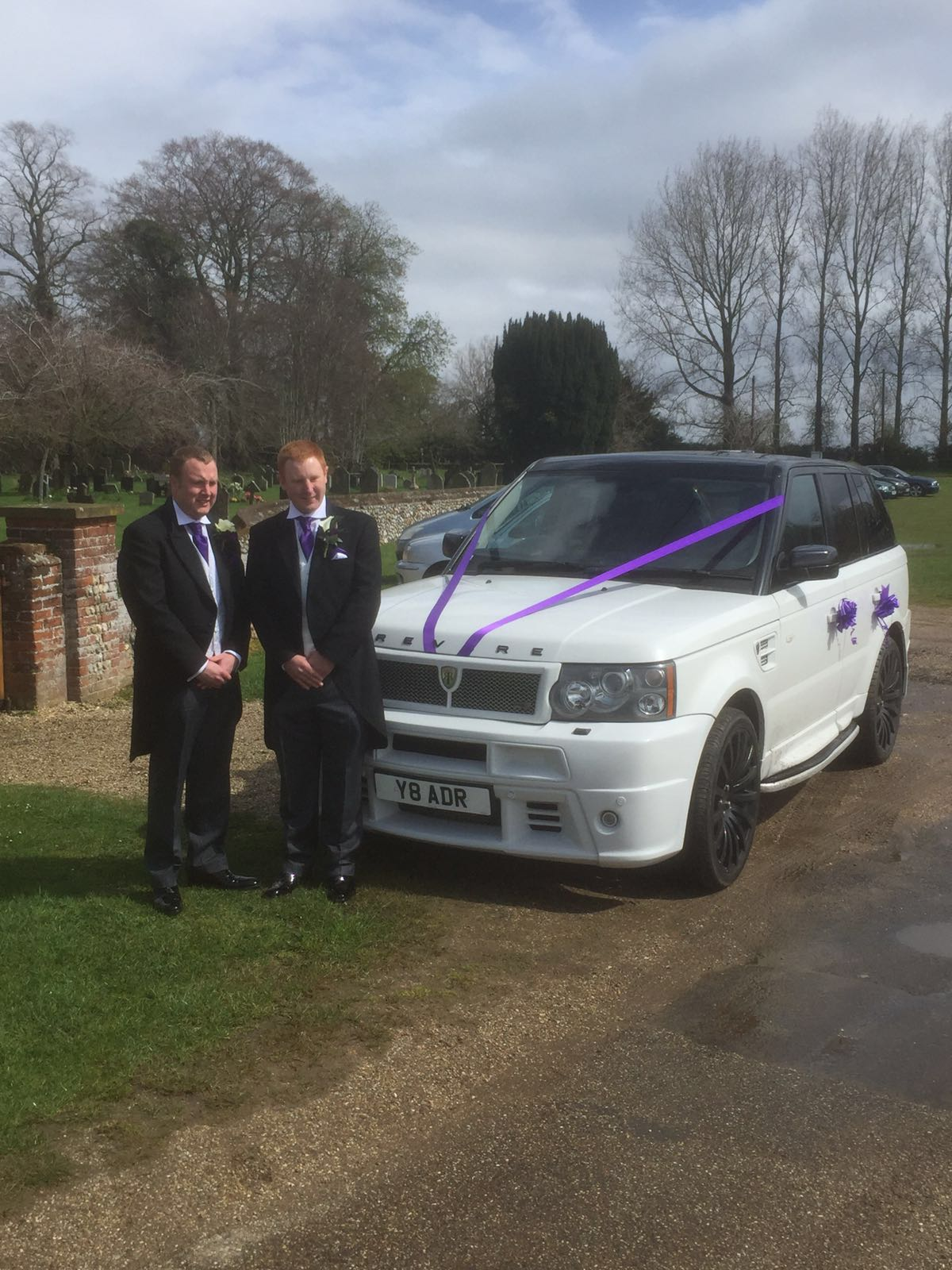 Range Rover Hire in Norwich