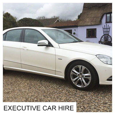 Executive Car Hire Norwich Norfolk