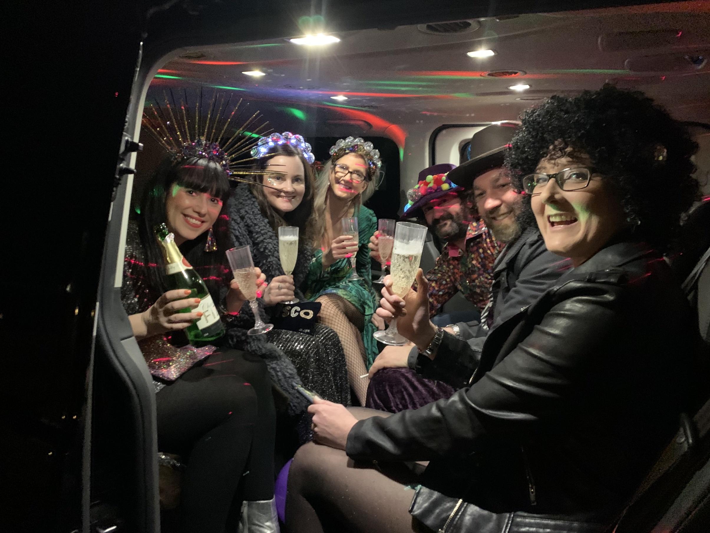 Mini Bus Hire Norwich