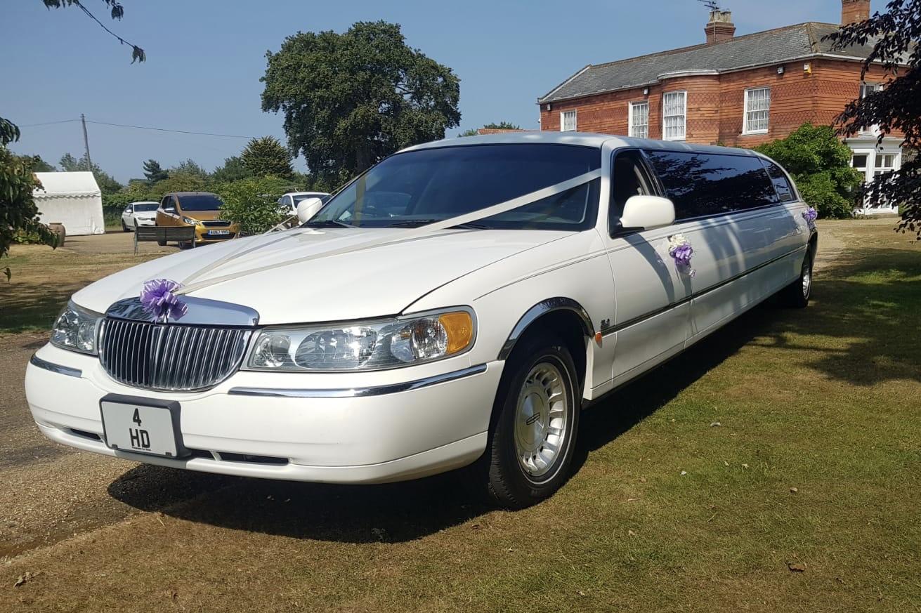 Lincoln Limousine Hire Norwich