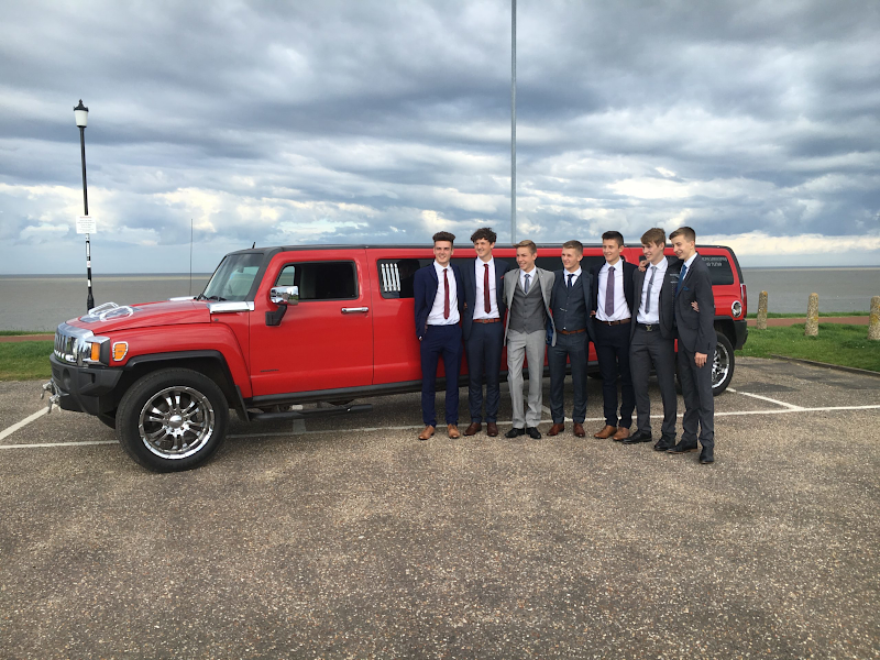 Prom Car Hire Norwich Norfolk