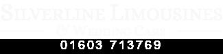 Silverline Limousines & Wedding Cars Logo