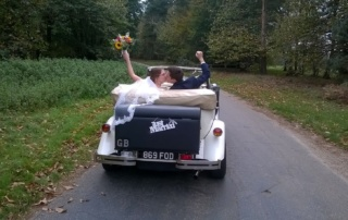 Wedding car traditions and etiquette