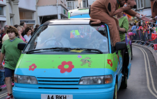 Scooby Doo Vehicle Hire