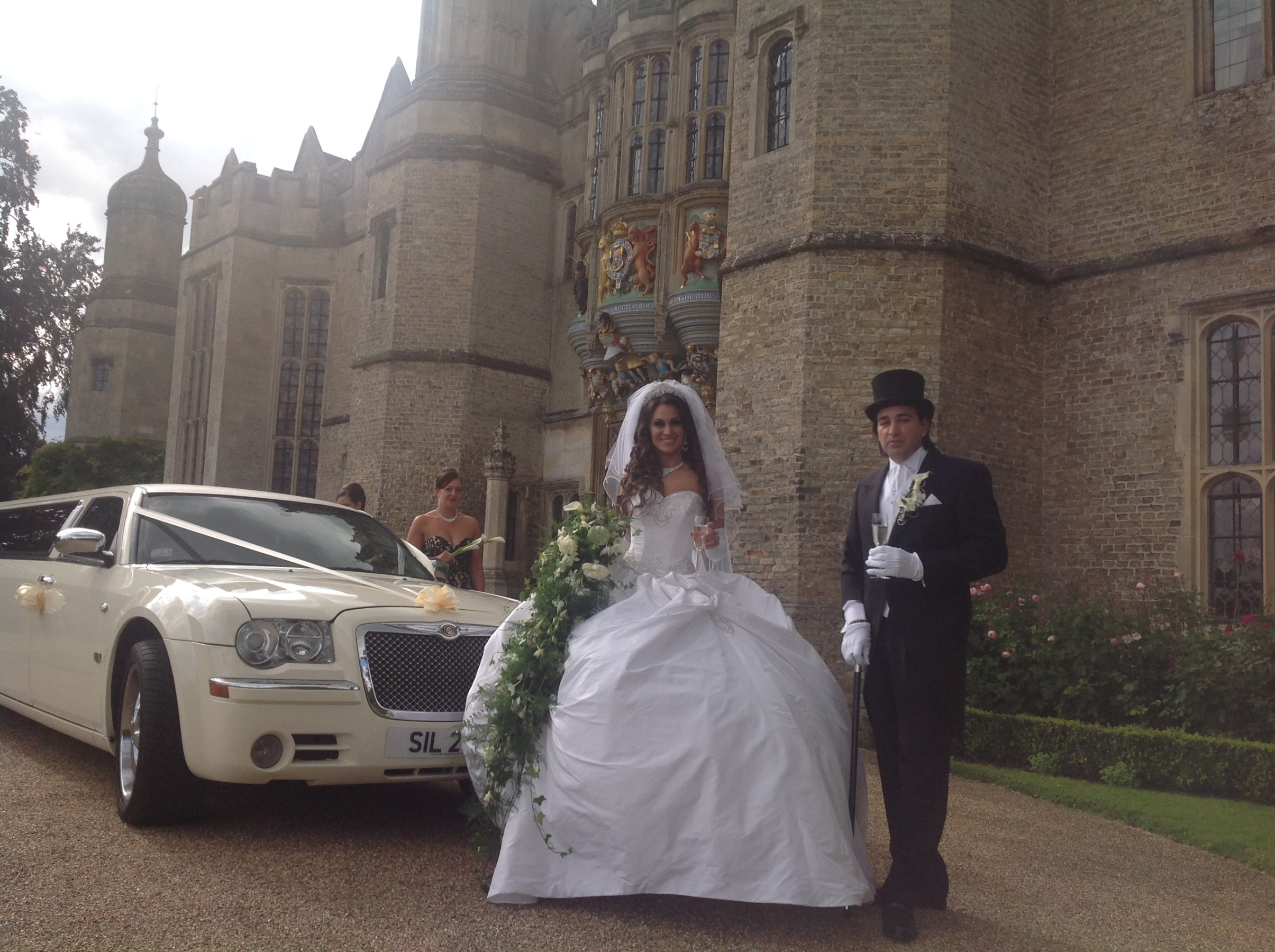 Hengrave Hall - Suffolk Wedding Venue