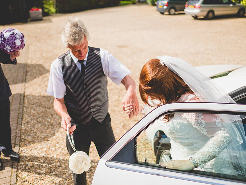 Hiring a Wedding Car – Your Questions Answered